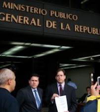 Fiscalìa General de la República