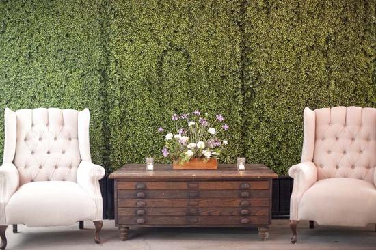 Oh mywedding sillas y sillones de terciopelo para decorar - Sillones originales ...