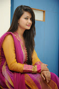 Actress Chandini Photos at Aarya chitra audio-thumbnail-9
