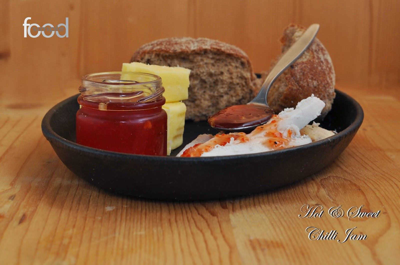 Chilli Jam ~ Simple Food