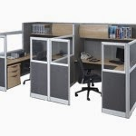 Kantor Partisi Modera Workstation 4-5 Series