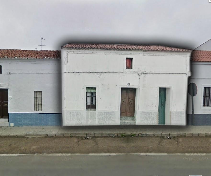 Dorable Fachadas De Casas Andaluzas Cresta Ideas para el hogar