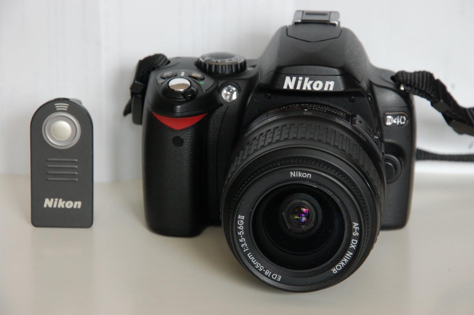 nikon d40 tips using the nikon ml l3 with the nikon d40 dslr rh nikond40tips blogspot com Nikon D40 UsedPrice Nikon D40 Diagram