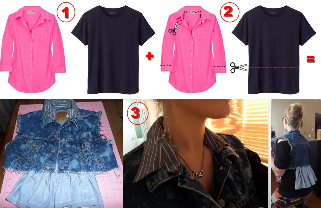 Meg-made Creations: How To Make Your Own Clothes Without Sewing