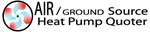 air and ground source heat pump quotes