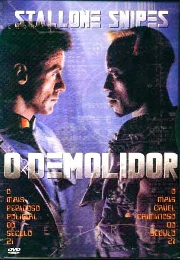 O Demolidor – Dublado (1993)