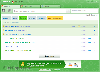 Download Gratis Camfrog Video Chat by idrusdama.blogspot.com