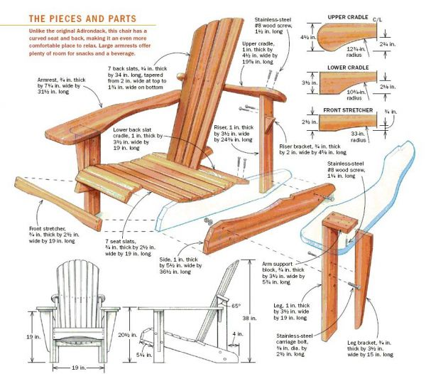 Woodworking Projects Info: DIY Woodworking Projects for Woodworkers.