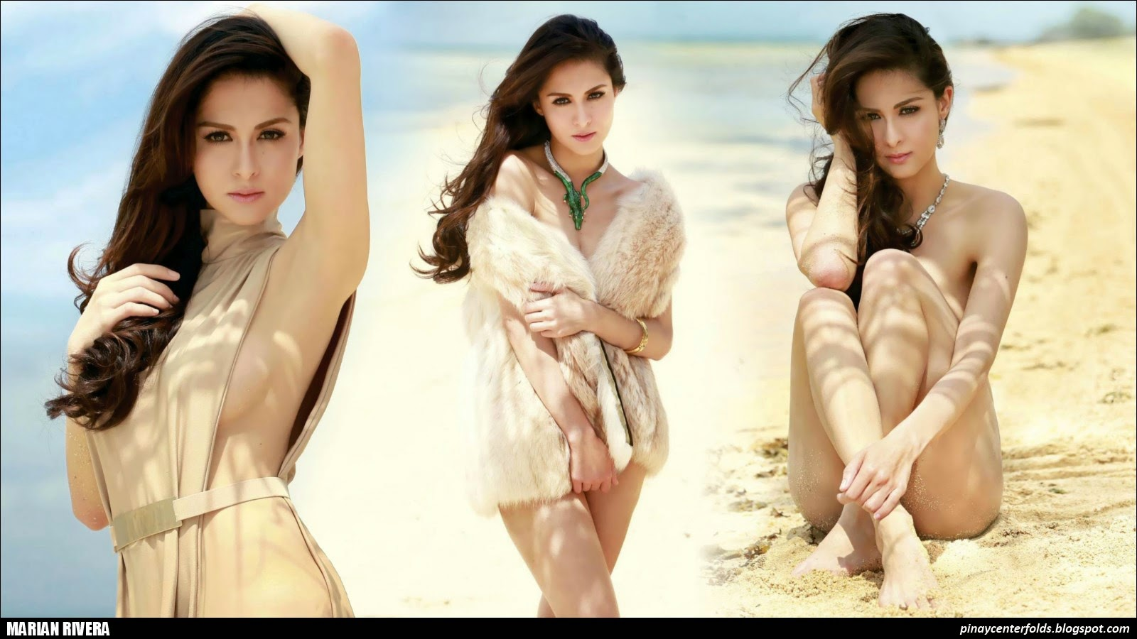 Marian Rivera In FHM 2014 1