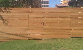 Деревянный забор. Фото 71