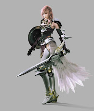 Final Fantasy XIII-2 Lightning