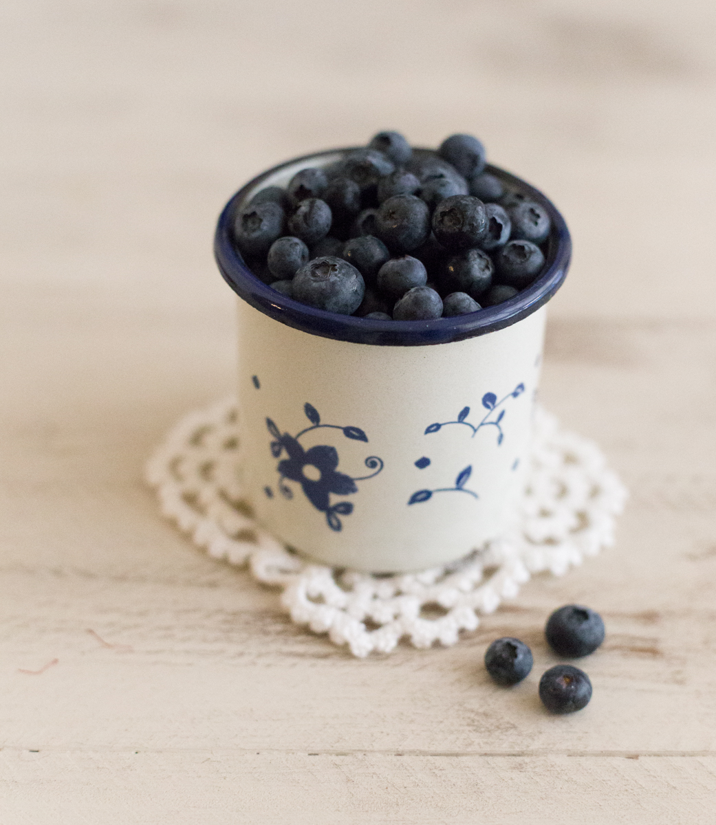 blueberries, arandanos