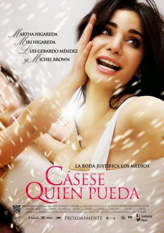 Poster de Cásese Quien Pueda