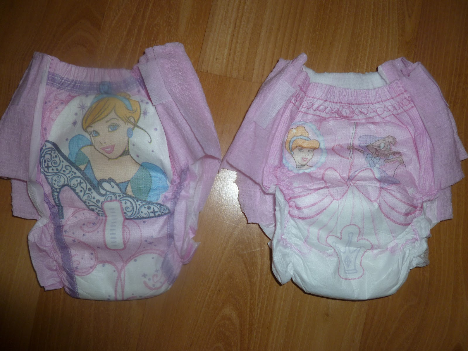 PERFECT POTTY TRAINING TOOL - HUGGIES PULL-UPS TRAINING PANTS ...