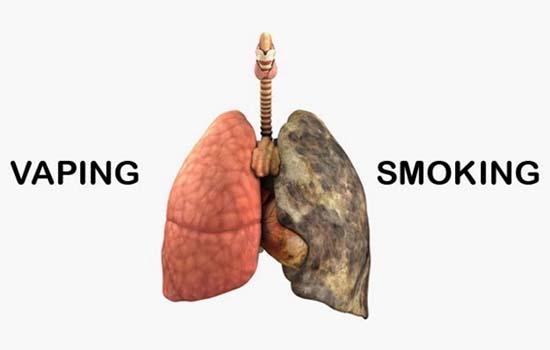 Perbandingan Perbelanjaan Rokok dan Vape Selama Setahun