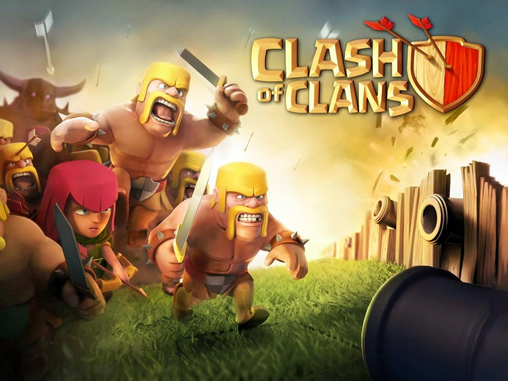 Clash clans hack Unlimited Loot search Remain active etc