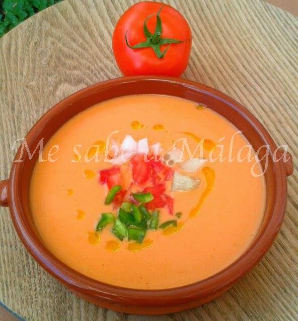 Si hay un plato andaluz conocido mundialmente es el gazpacho. Se trata ...