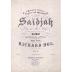 Desah Saïdjah Resah sebagai Karya Musik Belanda