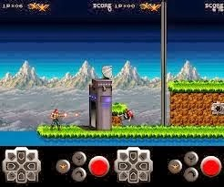 Game contra java