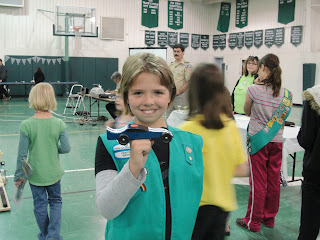 Girl Scout's Pinewood Derby: Powder Puff Derby.
