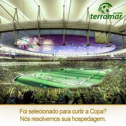 Hotéis para a Copa do Mundo 2014