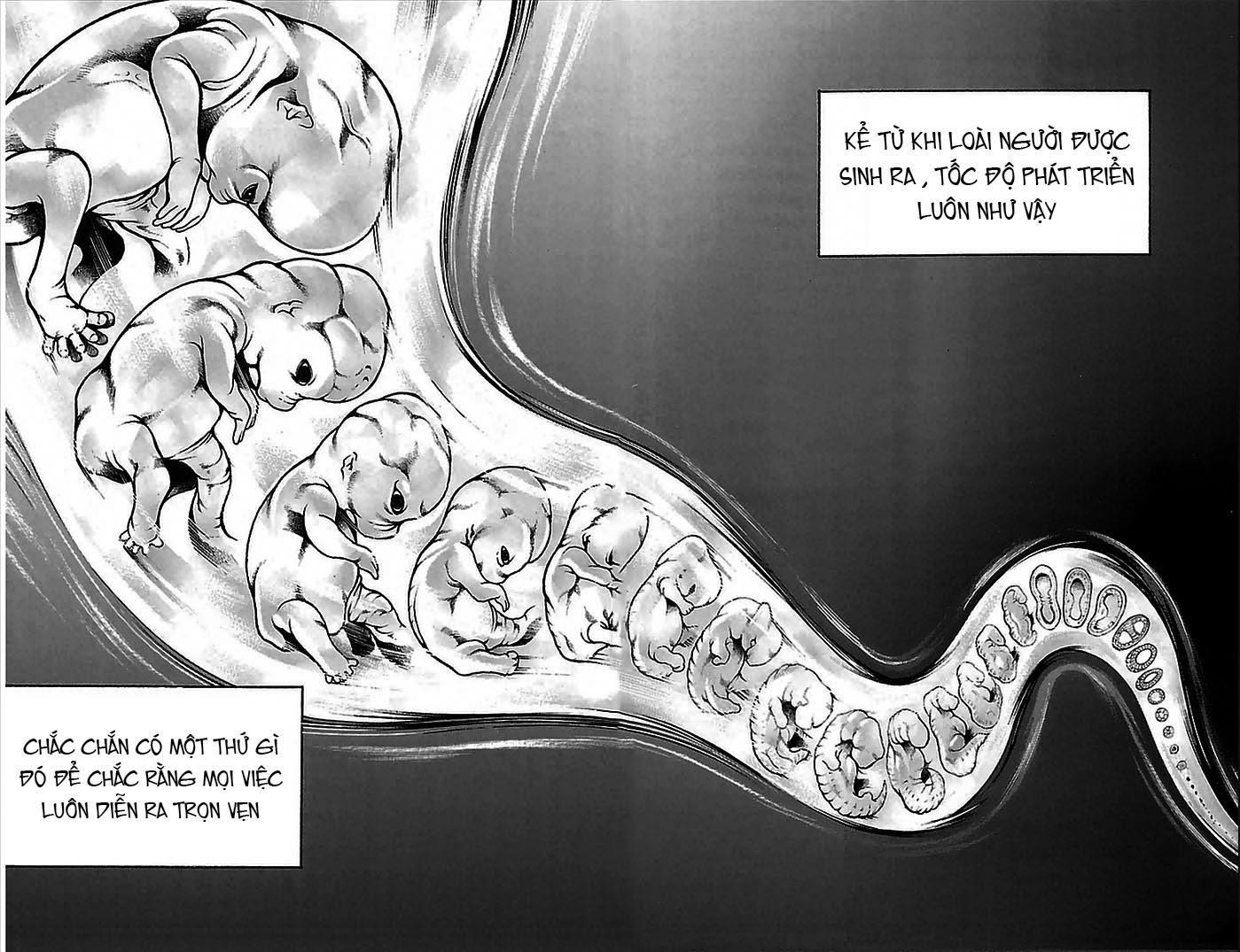 Baki Dou chap 8 Trang 23
