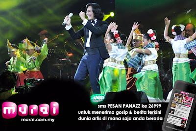Foto, Sekitar, Konsert, Sulung, Anuar Zain, Artis Malaysia, Hiburan, Malaysia