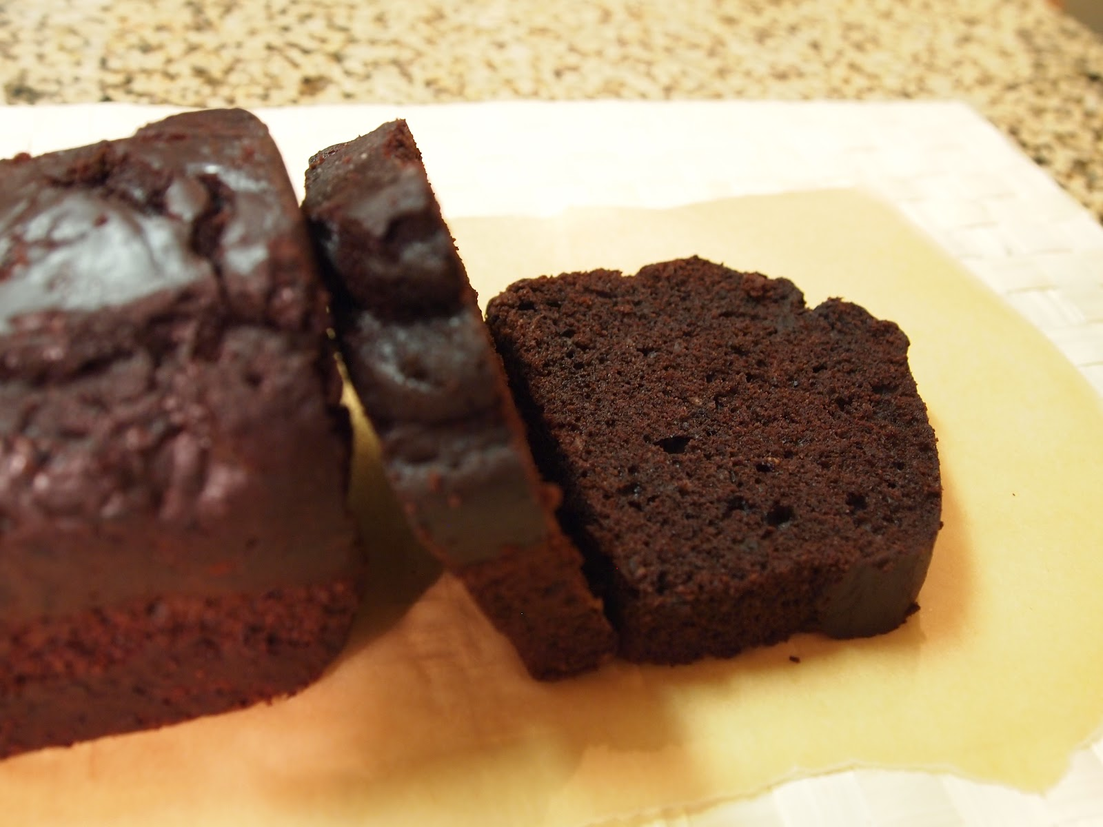 Chez Ma Cuisine: Chocolate Cake Saves the Day