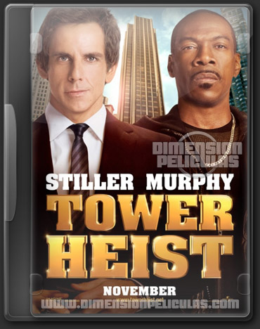 Tower Heist (TS HQ Ingles Subtitulado) (2011)