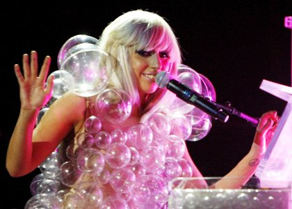 How to Make the Lady Gaga Bubble Dress  DIY  YouTube
