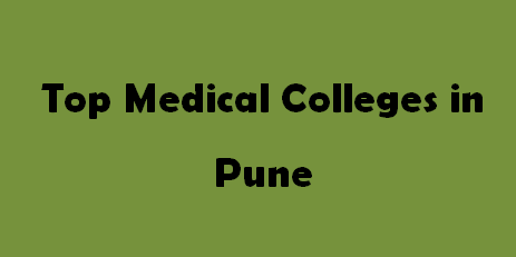 Top Medical Colleges in Pune 2014-2015