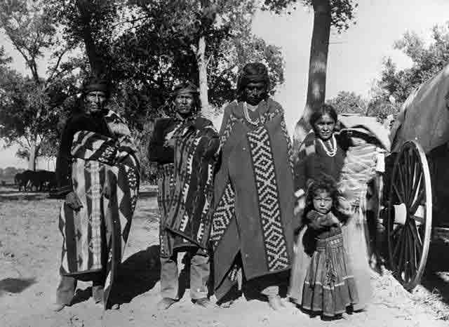 El 218 Ltimo Condill 0898 Ayer Y Hoy De Los Indios Navajos