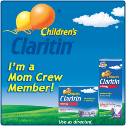 MomCrew Claritin