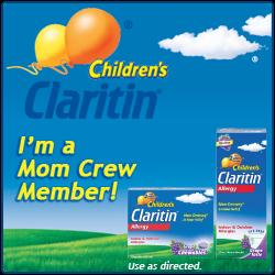 MomCrew Claritin