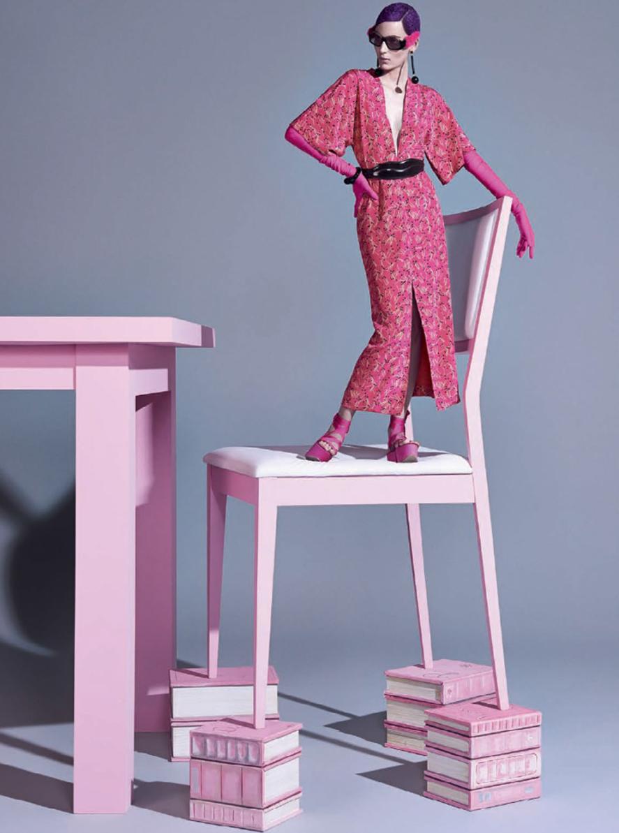 Zuzanna Bijoch HQ Pictures Vogue Brazil Magzine Photoshoot February 2014 By Zee Nunes