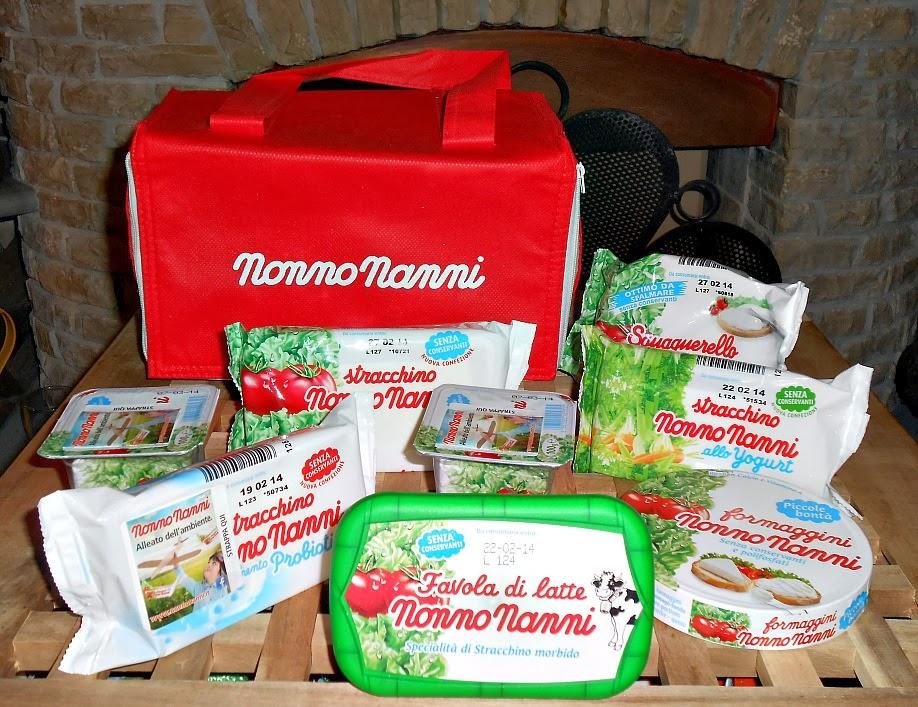 nonno nanni: formaggi freschi di qualità