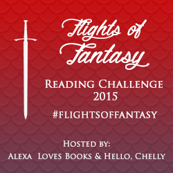 Flights of Fantasy Reading Challenge 2015