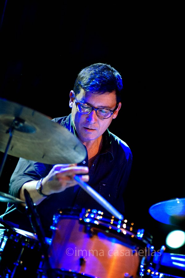 David Xirgu, Auditori de Barcelona, Sala Tete Montoliu, 20-12-2014)