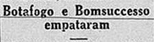 Placar Histórico: 03/07/1932.