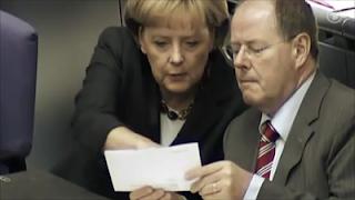 Bildquelle: hinter-der-fichte.blogspot.de - BRD: Scheindemokratie und Scheingefechte