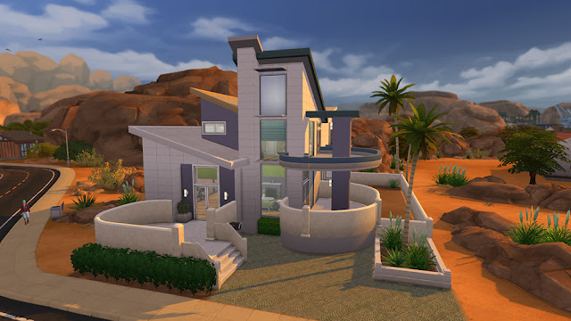 Budget Modern House