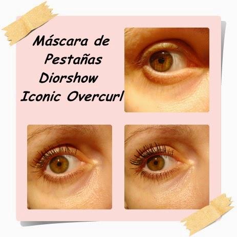 Máscara de Pestañas Diorshow Iconic Overcurl de Christian Dior