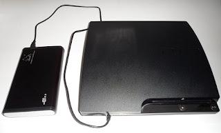 Cara Memperbaiki Dan Solusi Hardisk External Yang Tidak Terbaca Pada PS3