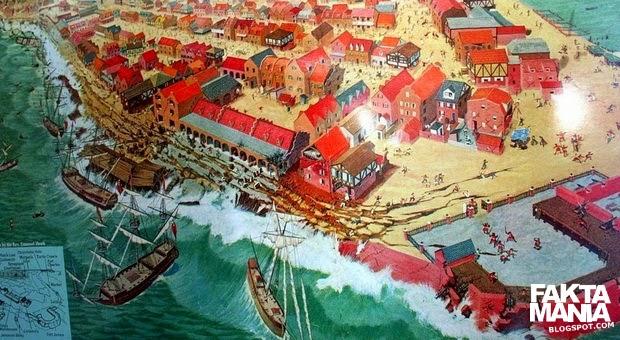 Sejarah Kota Bajak Laut yang Tenggelam