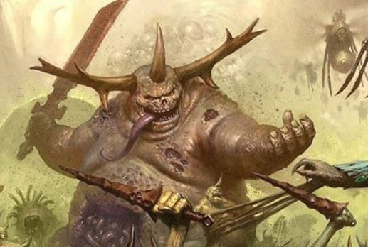 New Daemons Codex: Great Unclean One and More Seen.