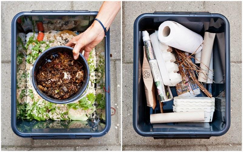 Kompost i byen