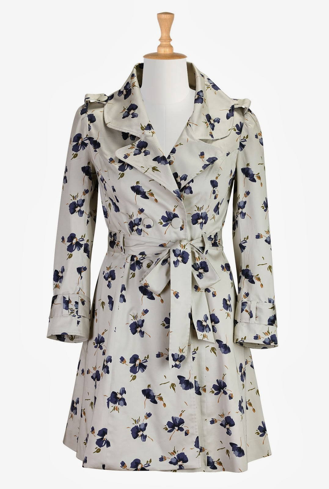 http://www.eshakti.com/Product/CL0030492/Floral-print-belted-trench