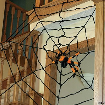 cheap halloween decorations and halloween party ideas