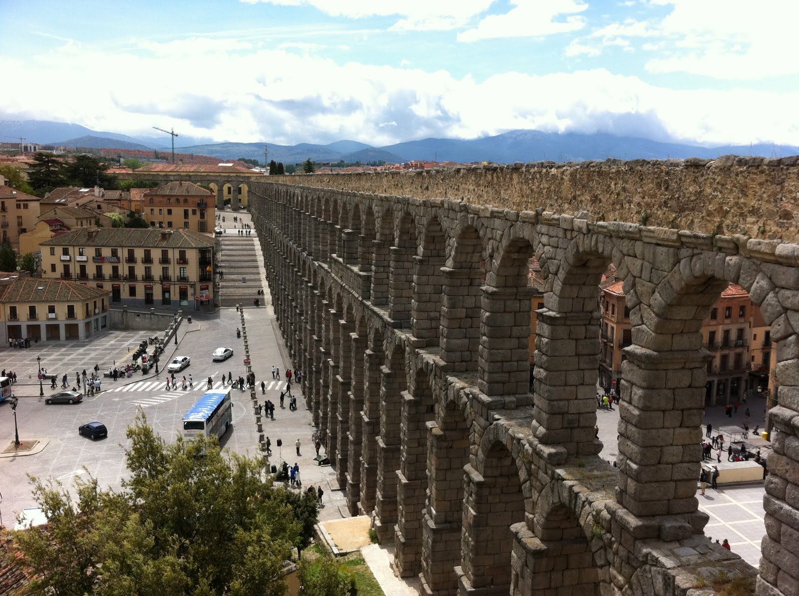2 Years in Madrid: Segovia in Pictures