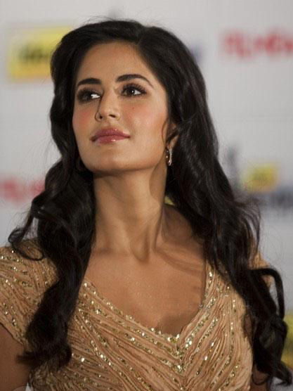 Katrina at 56 Idea Filmfare Awards 2010 press conference images